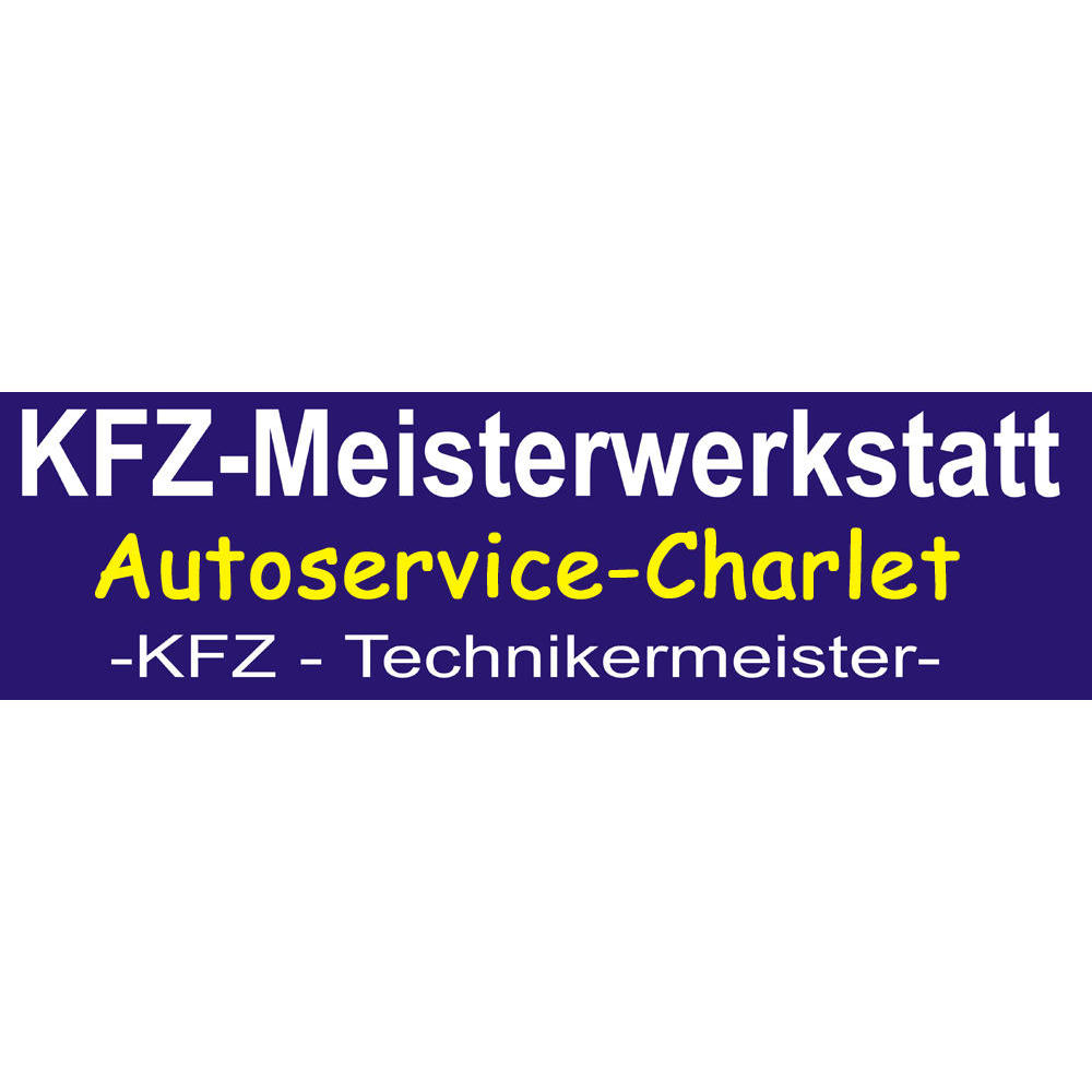 Logo von Autoservice-Charlet