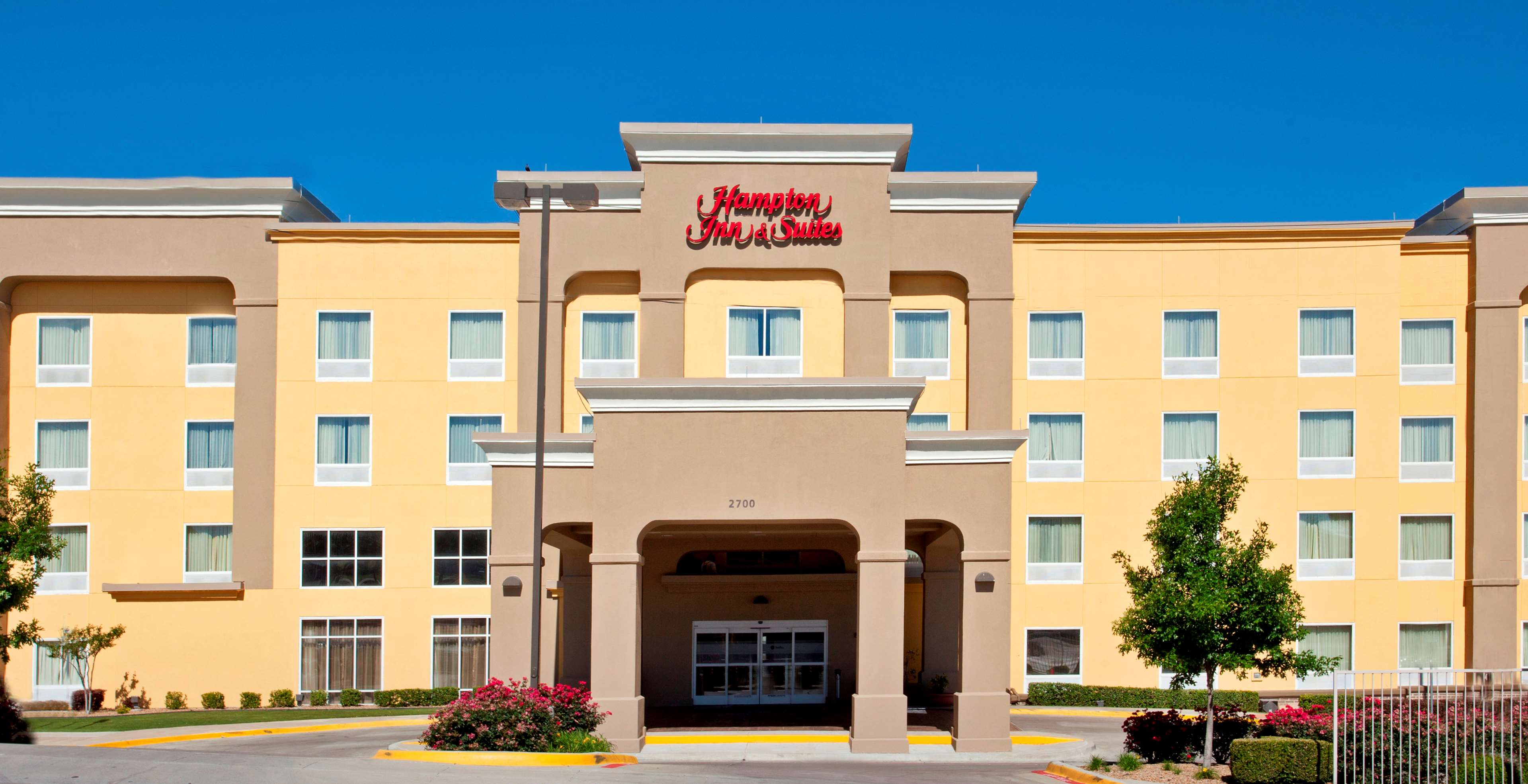 Hampton Inn & Suites Fort Worth-West-I-30 image 1