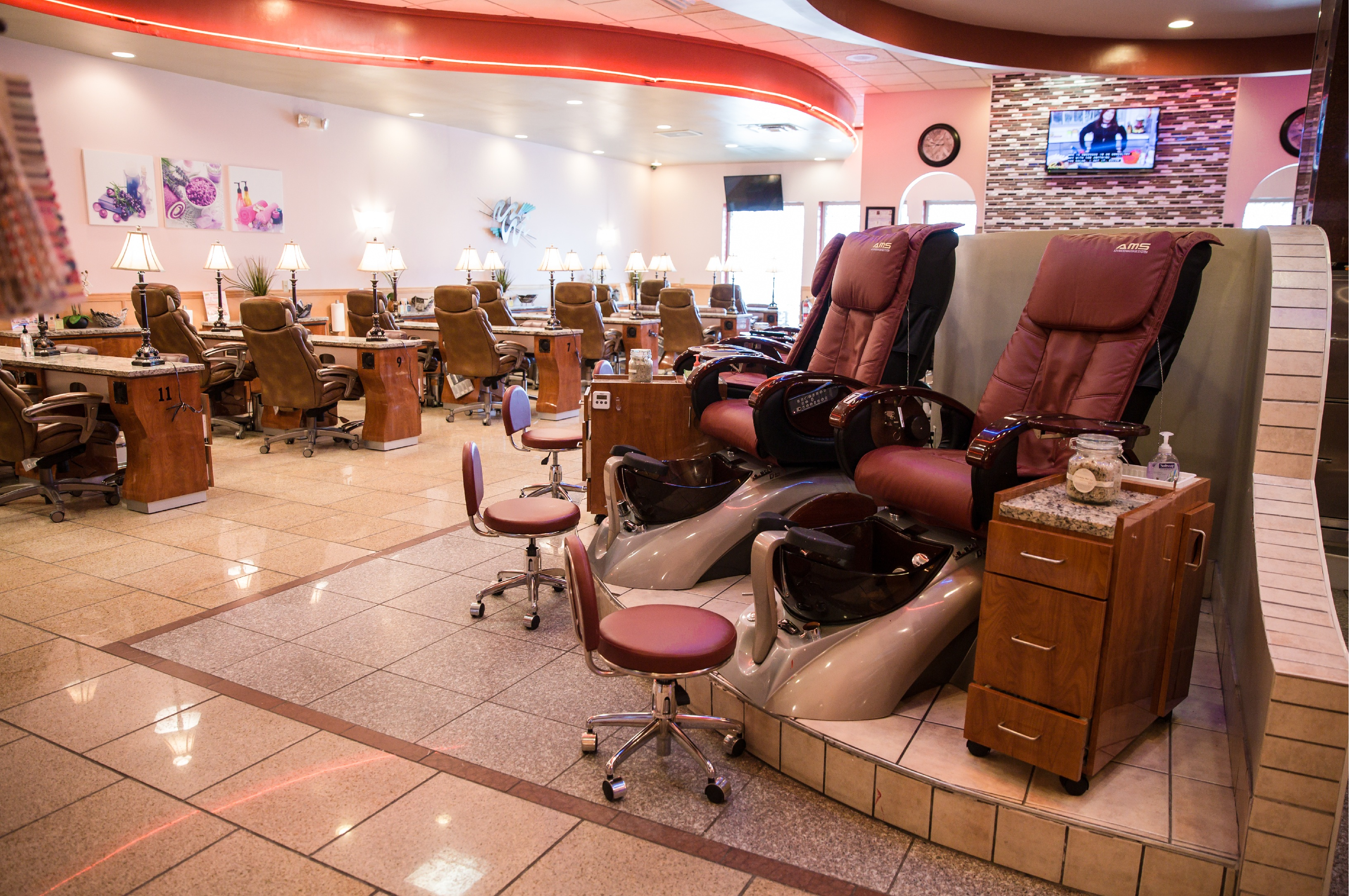 Nail Spa In Florence Sc
