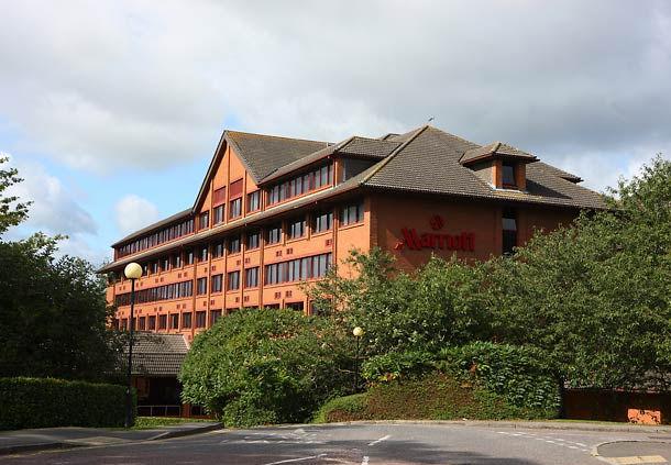Swindon Marriott Hotel Spa
