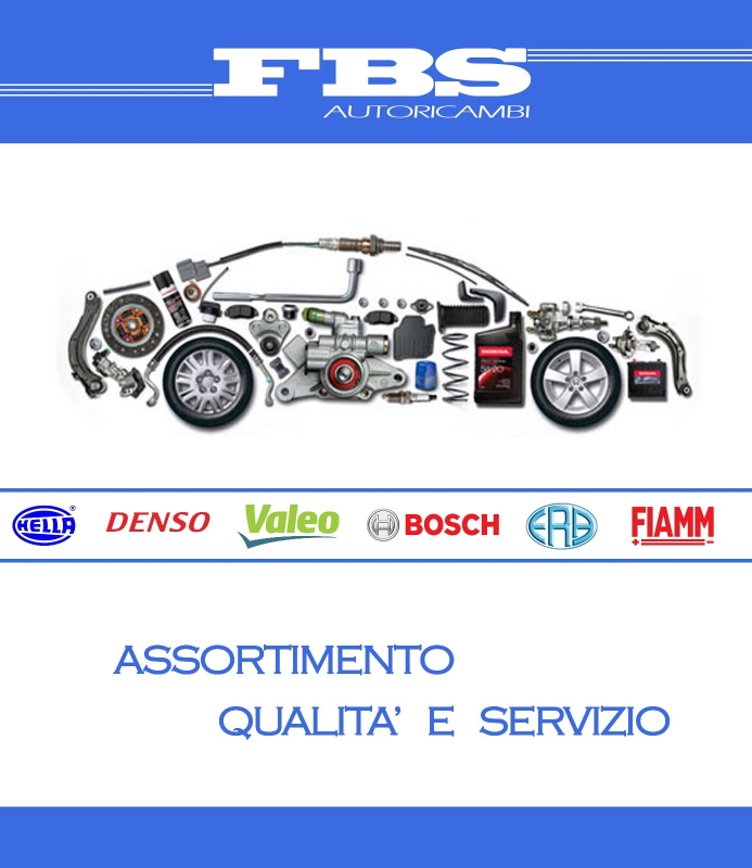 FBS - Autoricambi