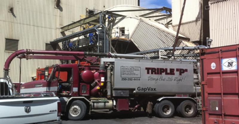 Triple P Sanitation 1998 Ltd in Williams Lake