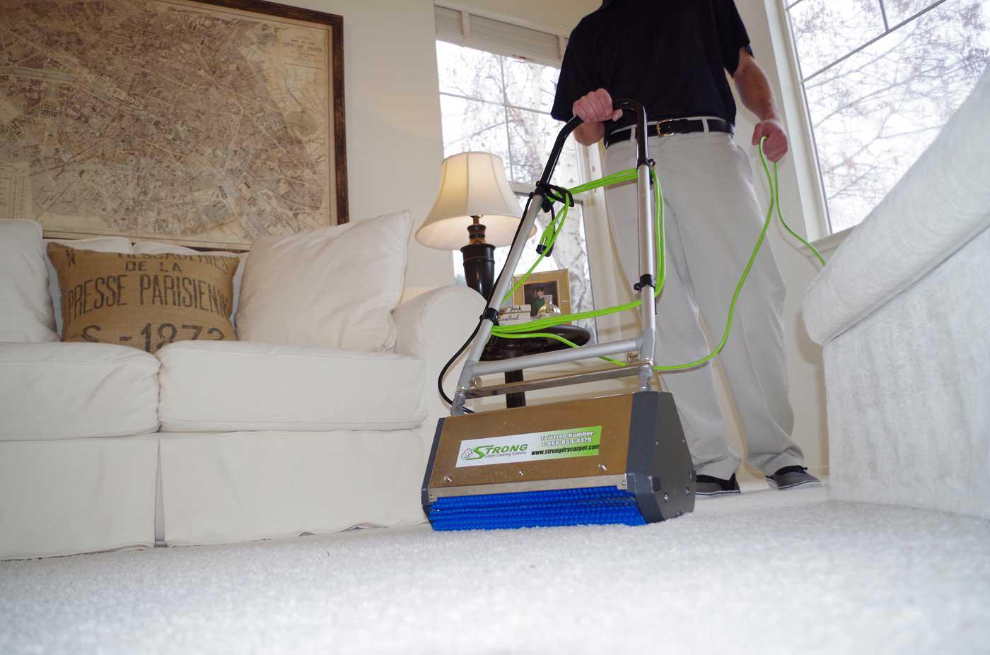 Valet Clean is your #1 dry carpet cleaning in Summerville