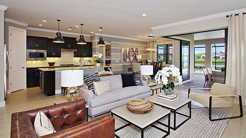 Lakes at Waterway Village by DiVosta Homes image 2