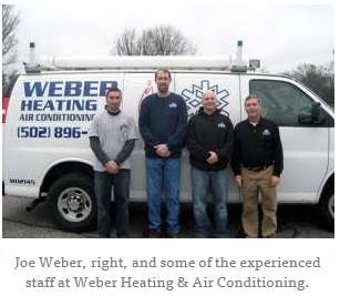 Weber Heating & Air Conditioning Inc image 4