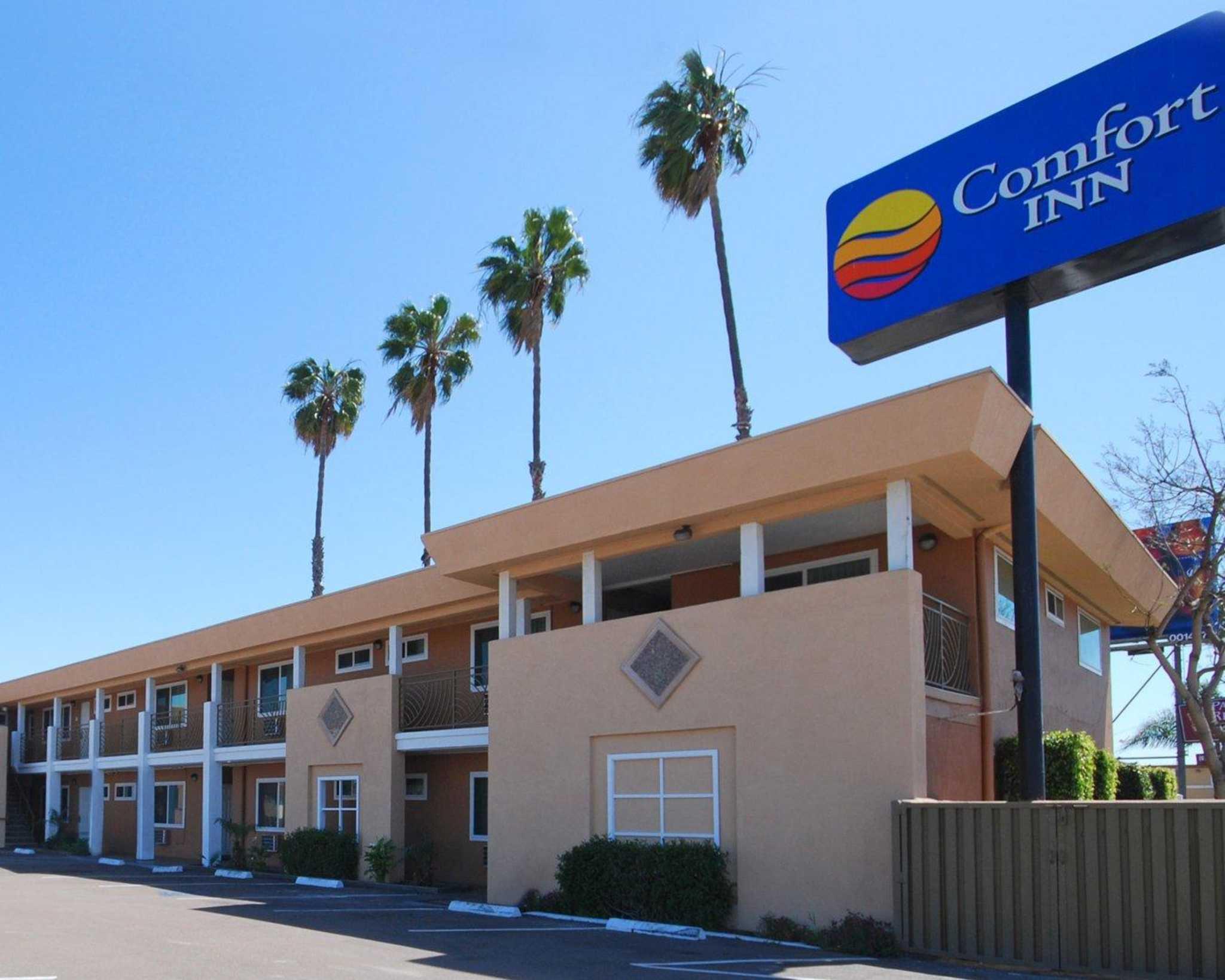 Comfort Inn San Diego At The Harbor image 2
