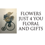 Flowers Just 4-U Floral/Gifts