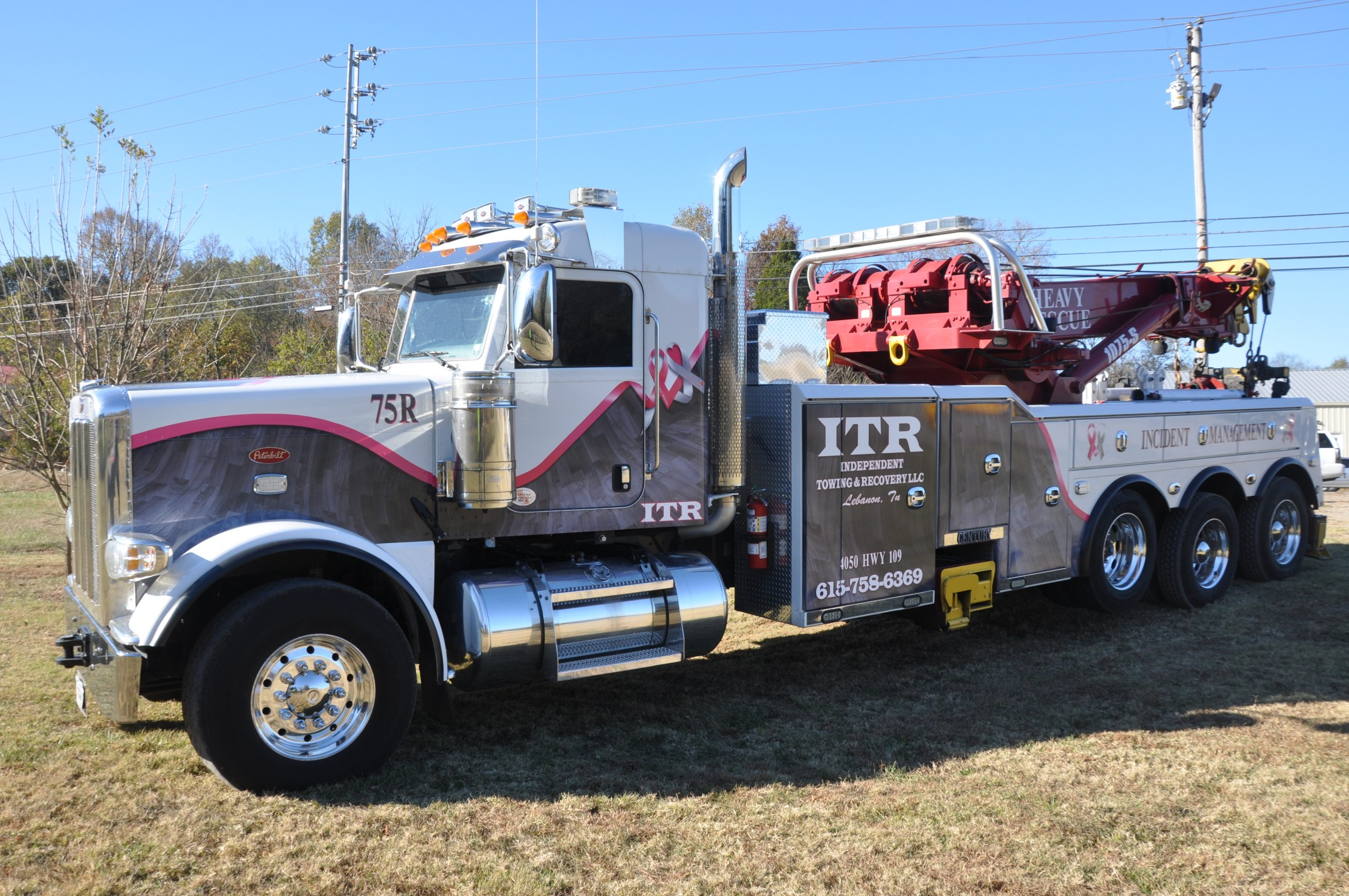 Independent Towing and Recovery LLC image 20