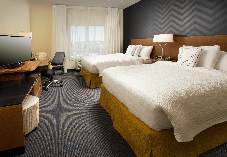 Fairfield Inn & Suites by Marriott Nashville Downtown/The Gulch image 11