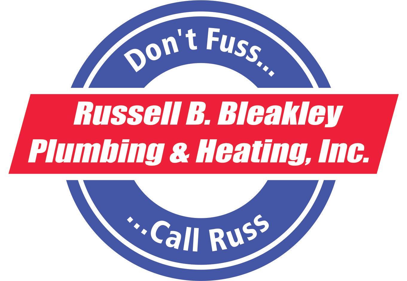 Russell B. Bleakley Plumbing & Heating, Inc. image 0