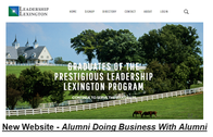 New LLC ALumni Website.