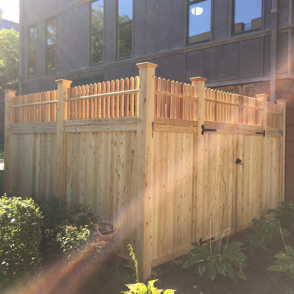 The Funky Koi Berkley Ma: Alpha Fence Erectors Inc. In Berkley, MA