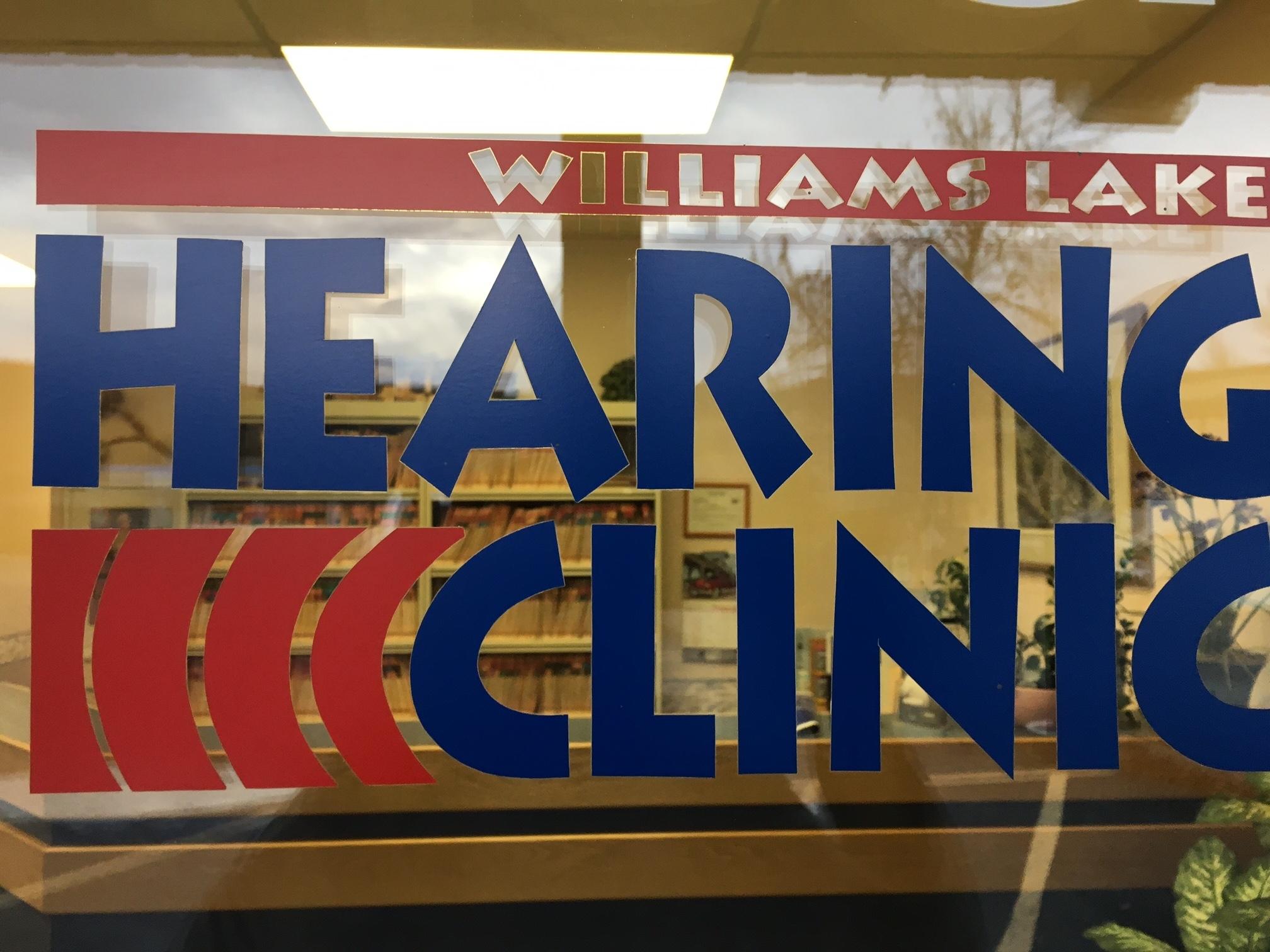 Williams Lake Hearing Clinic in Williams Lake
