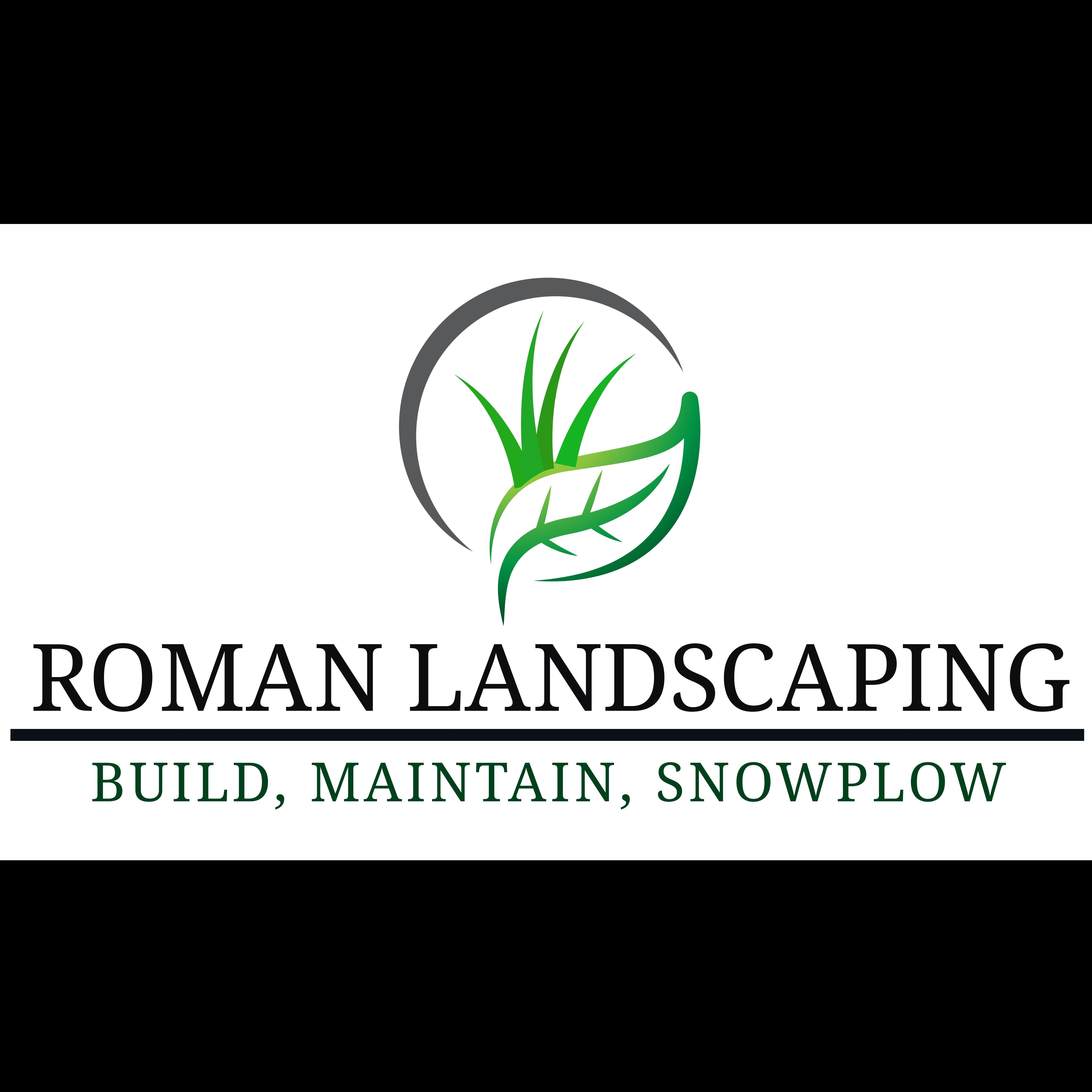 roman landscaping & snowplow