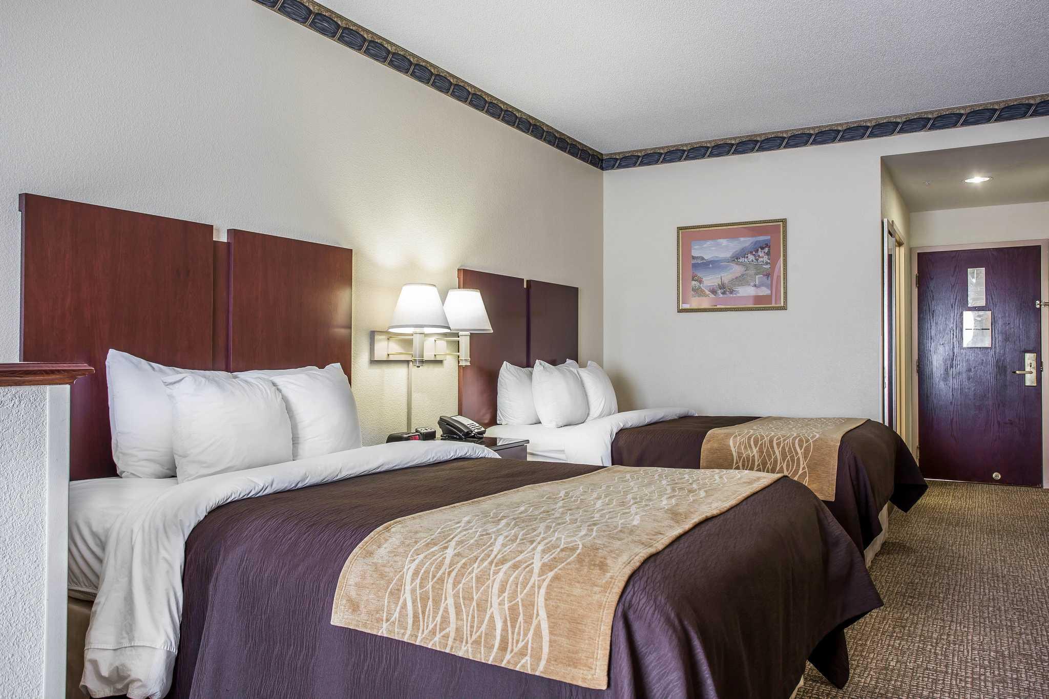 Comfort Inn & Suites Ft.Jackson Maingate image 26