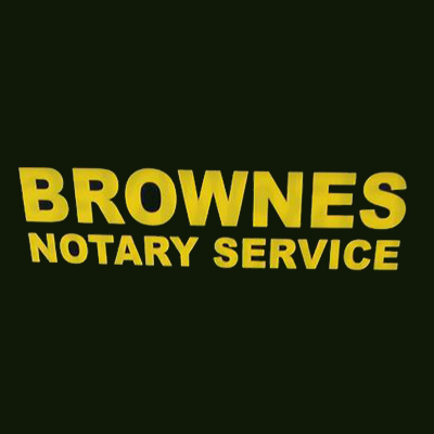 Brownes Notary Services
