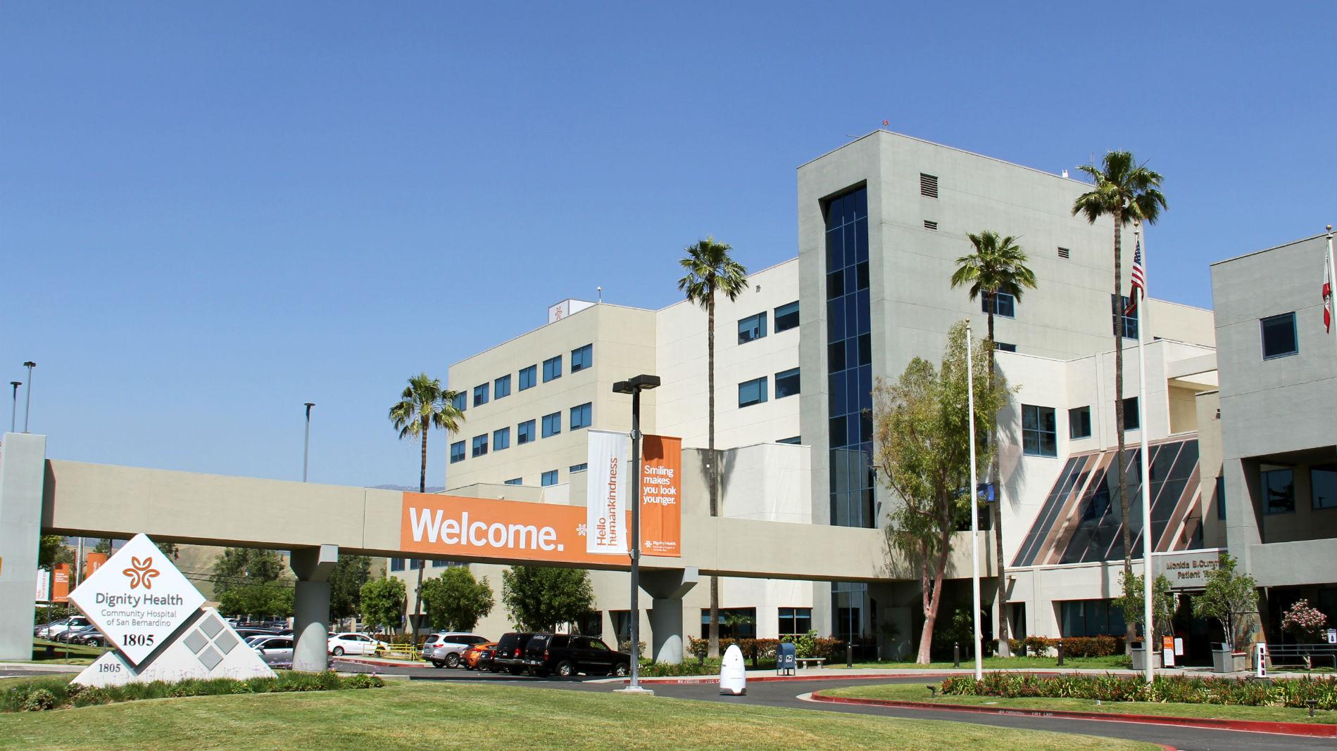 Dignity Health Community Hospital Of San Bernardino San Bernardino Ca Dignity Health