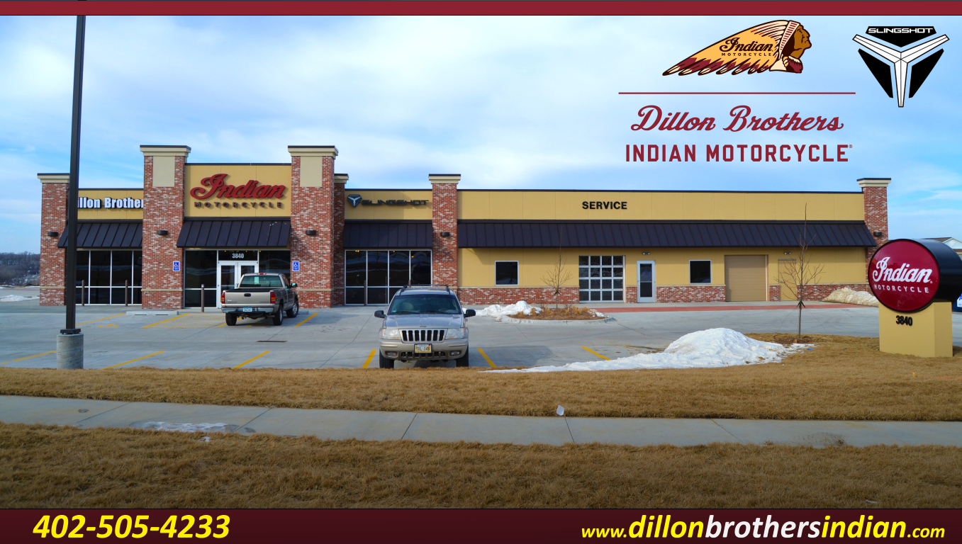 Dillon Brothers Indian Motorcycle image 6