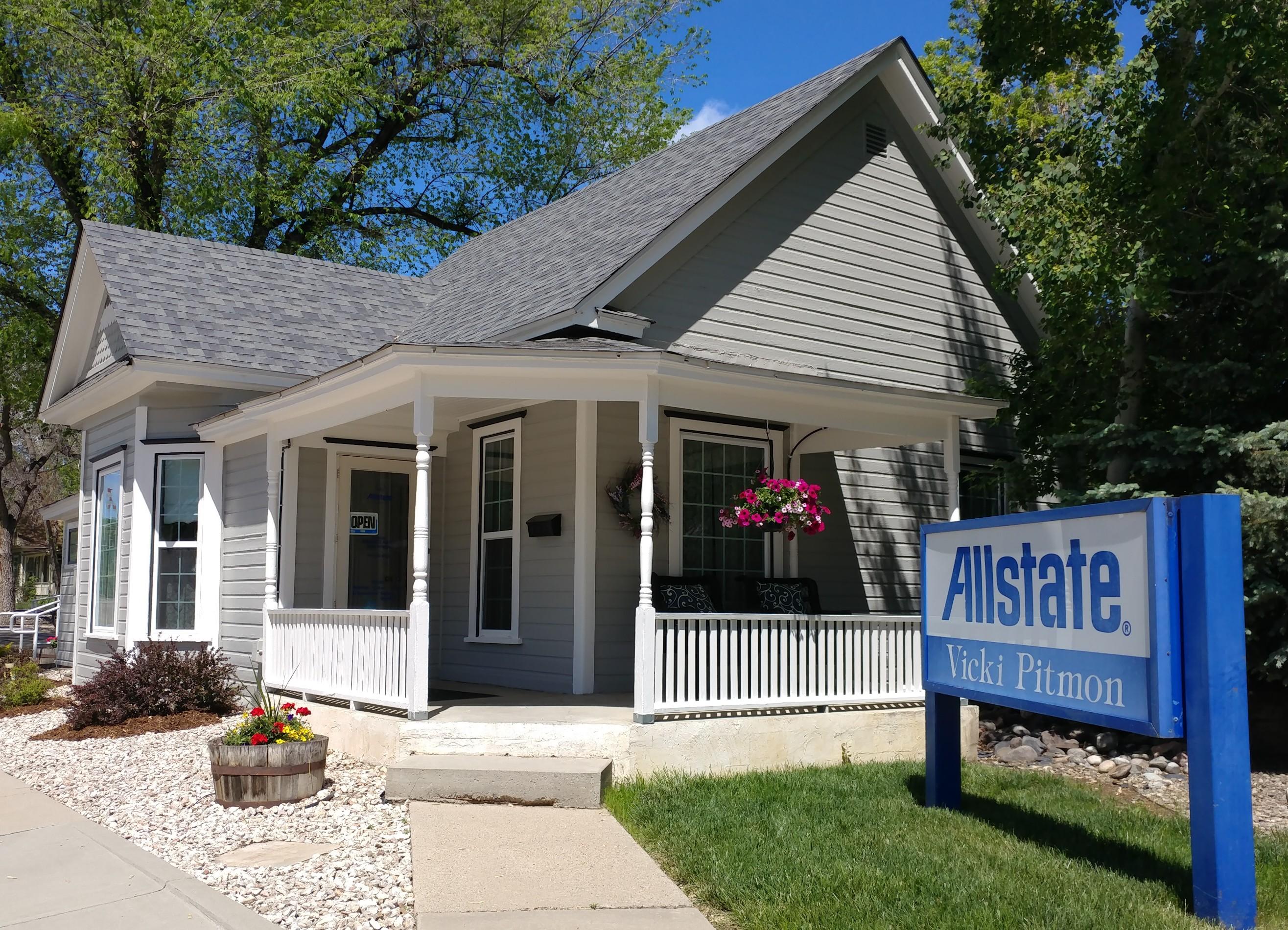 Vicki Pitmon: Allstate Insurance