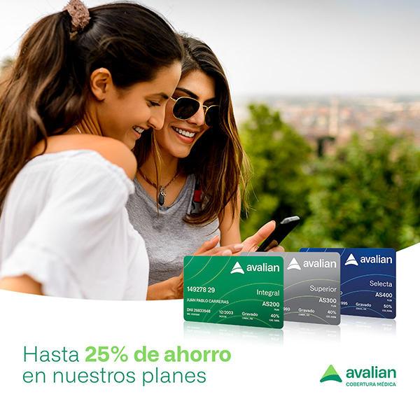Avalian / Aca Salud - Afiliaciones y Asesoramiento