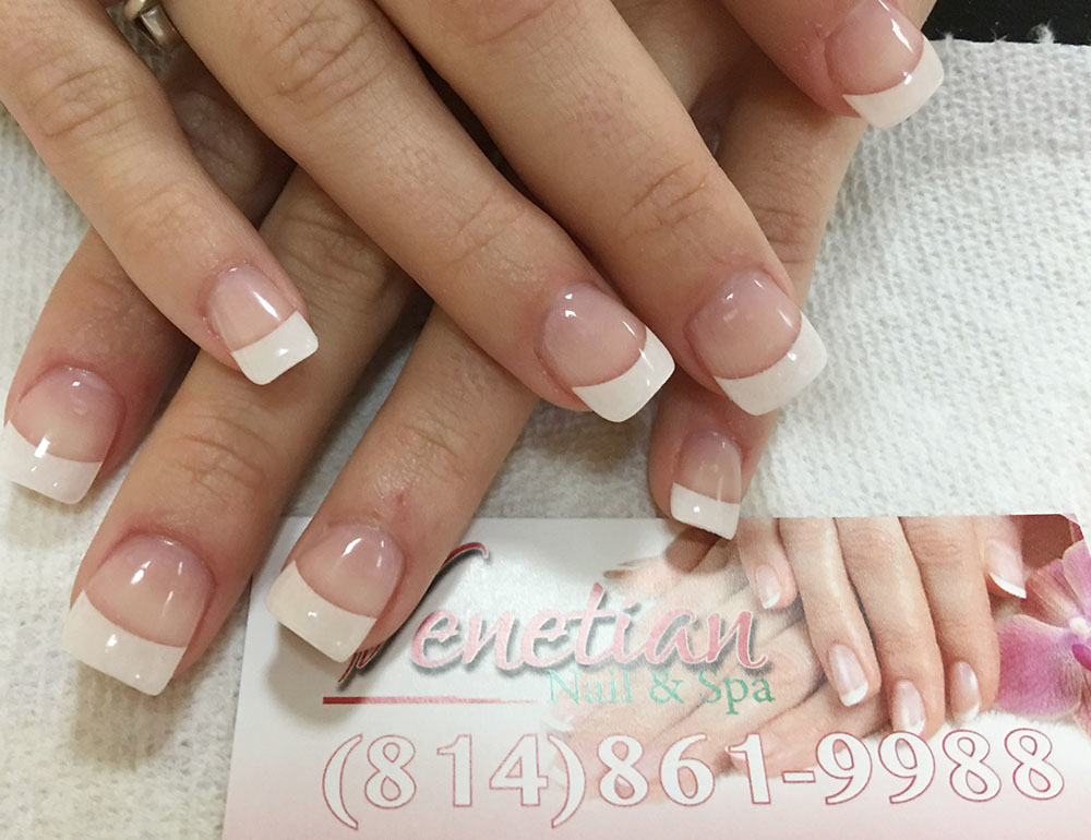 Venetian nails spa coupons near me in state college for Acrylic nail salon nyc