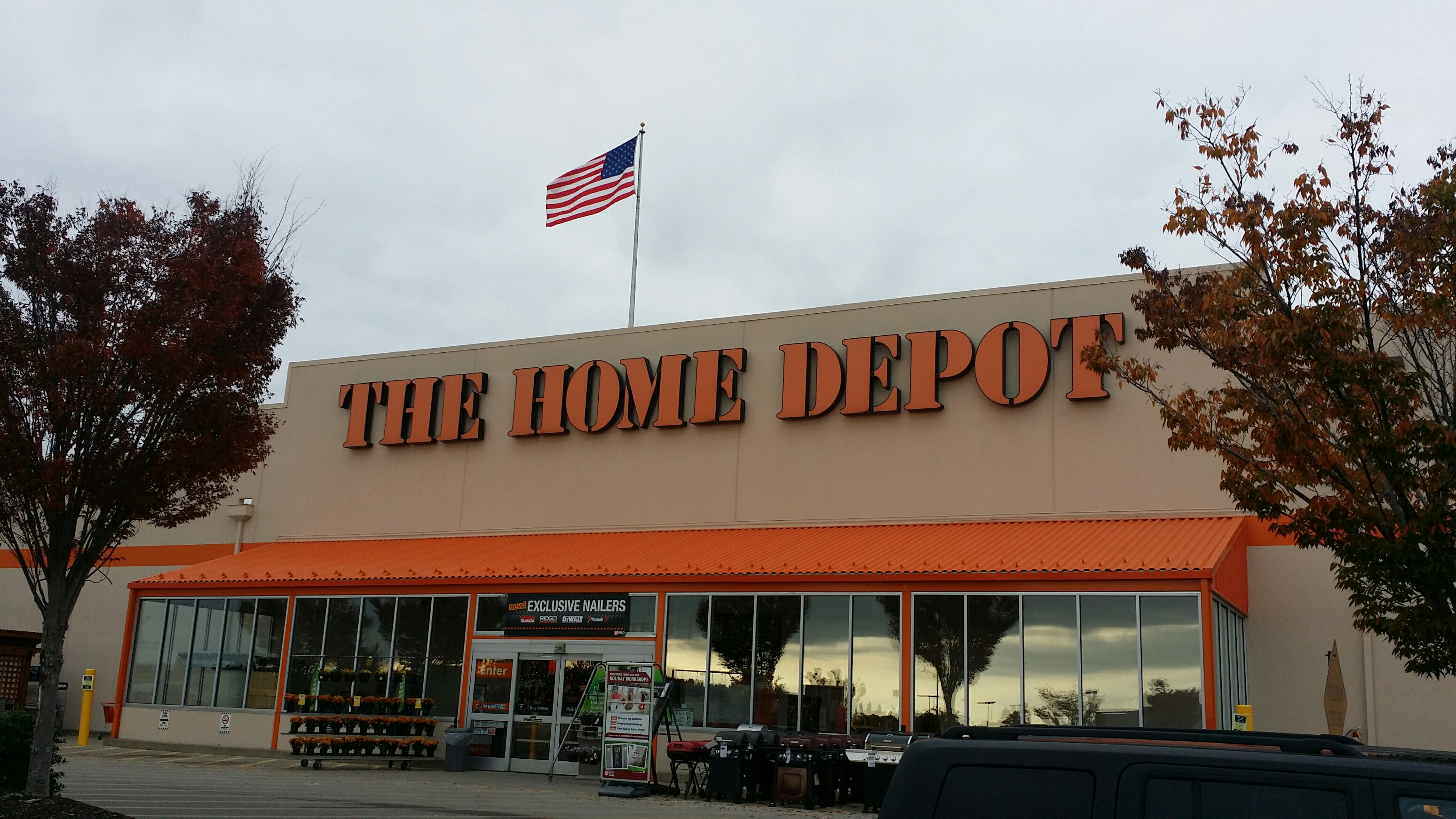 The Home Depot 351 Seville Street Florence, AL Home Depot - MapQuest