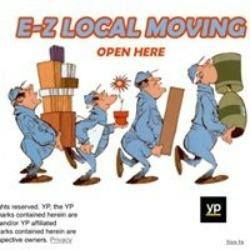 E-Z Local Moving Inc.