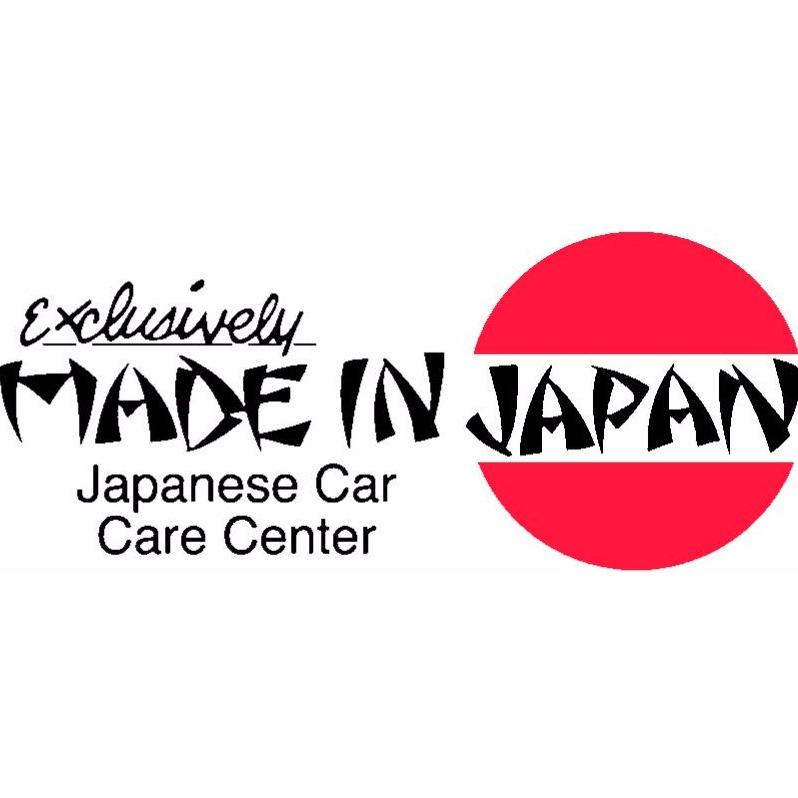 Made in America / Made in Japan