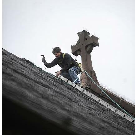 Joey Wildasin Slate Roofing image 38