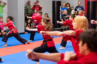 Martial arts classes benefit growing children far beyond the dojo and in many real-world scenarios. Our structured classes are meant to help develop coordination, physical fitness, mental strength, as well as gain valuable social skills. Through positive reinforcement, we can bring out the best in your children to help them succeed in life.