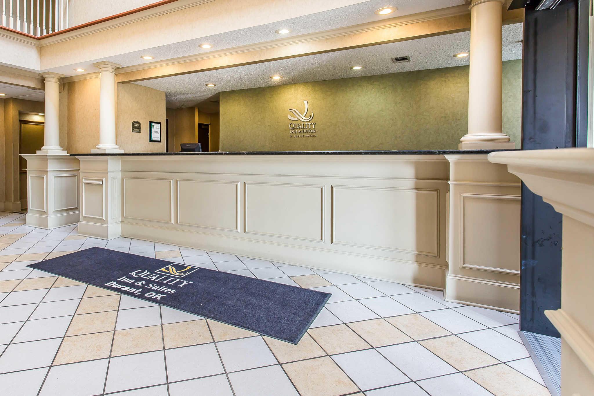 Quality Inn & Suites Durant image 5