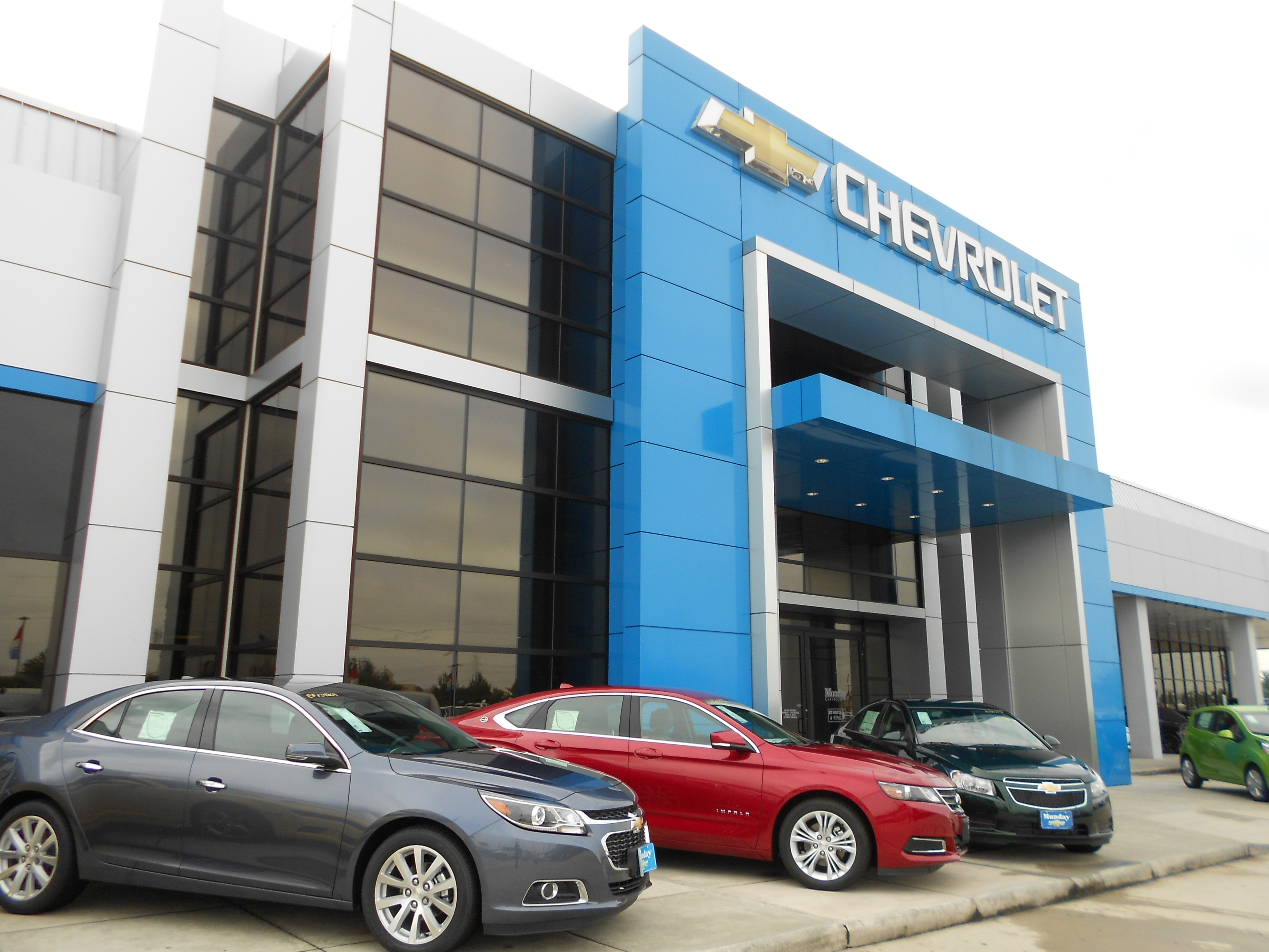 Welcome to munday chevrolet