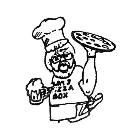 Jim's Pizza Box