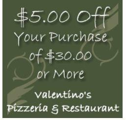 Valentino's Pizzeria & Restaurant image 1