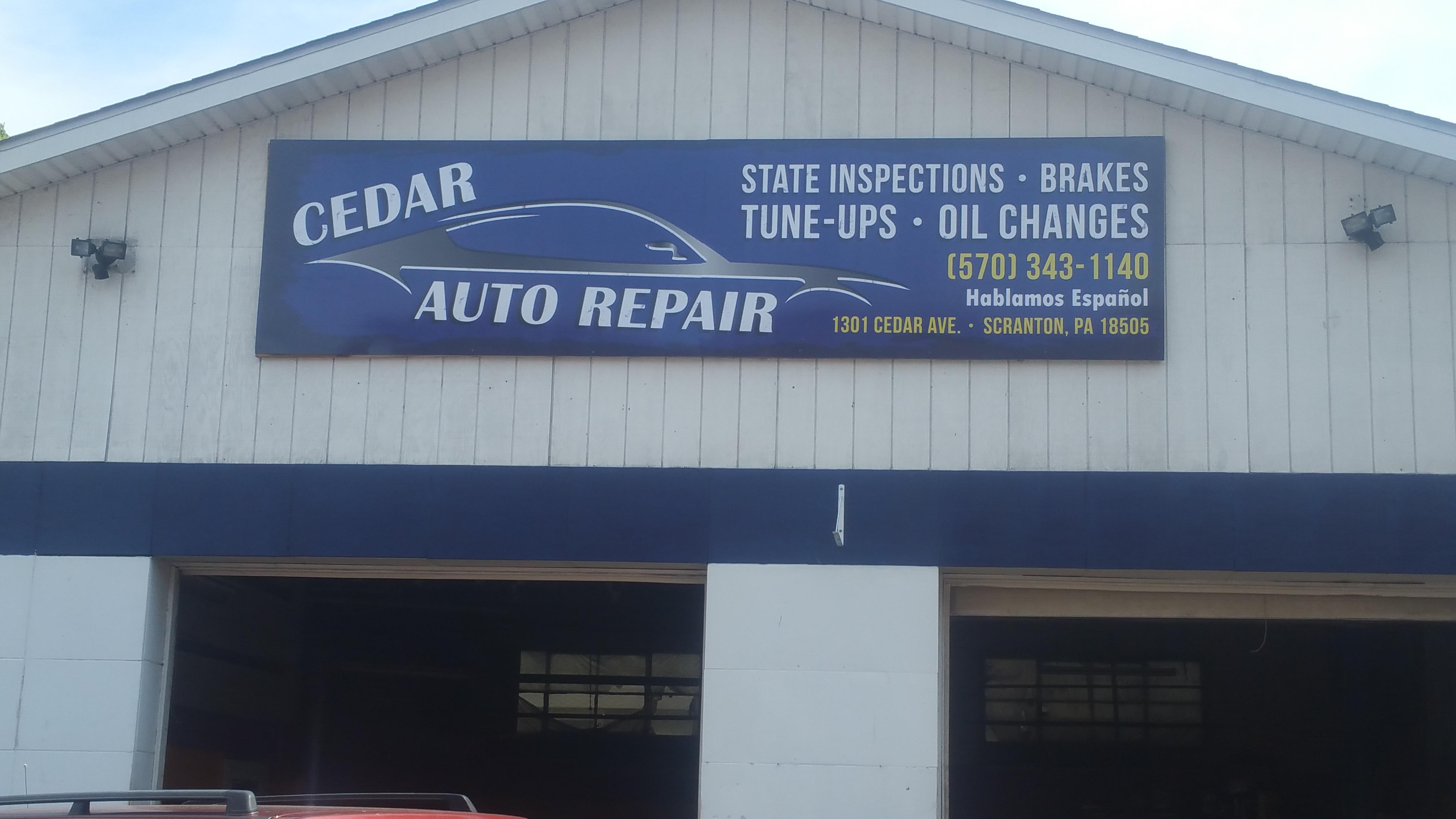Cedar Auto Repair image 4