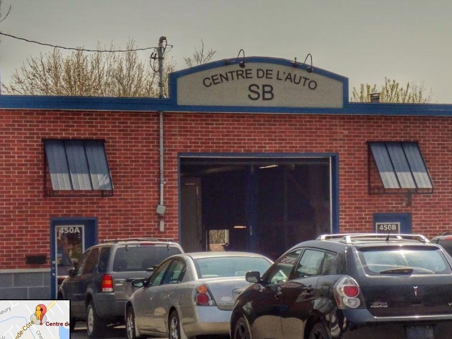 Centre De L'Auto SB à Saint-Eustache