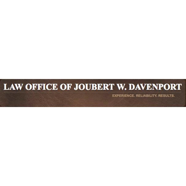 Law Office of Joubert W. Davenport