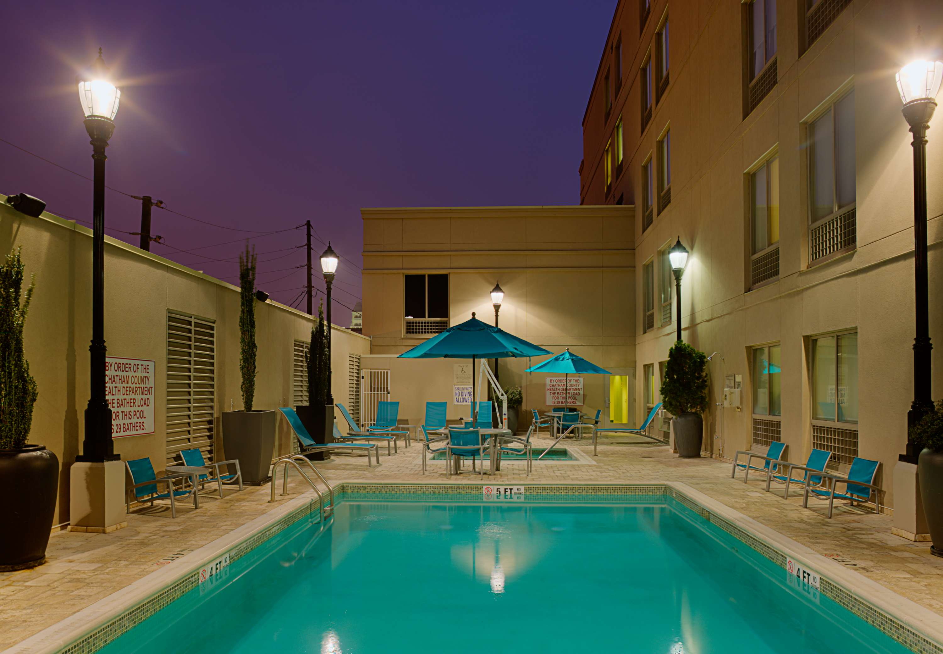 SpringHill Suites by Marriott Savannah Downtown/Historic District image 6