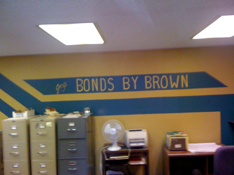 Jerry's Bonds by Brown