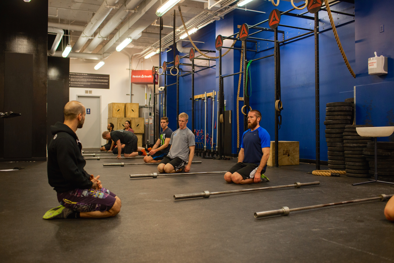 Reebok CrossFit Back Bay image 11