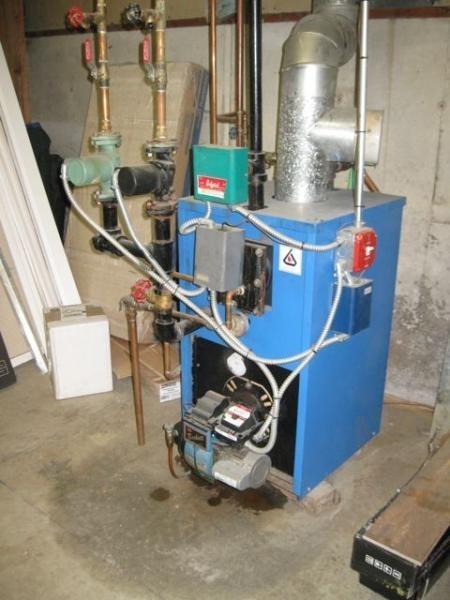 Matthews Heating & Oil Furnace in Victoria