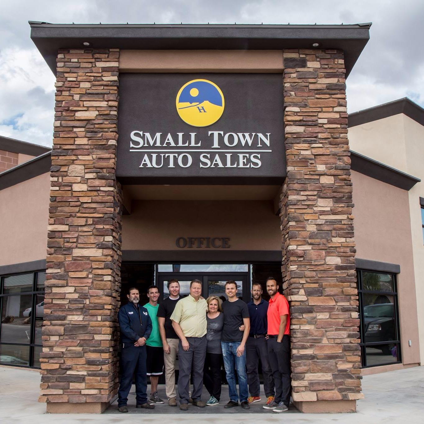 Small Town Auto Rentals image 0
