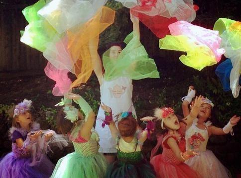 Little Ladies Tea Parties image 3