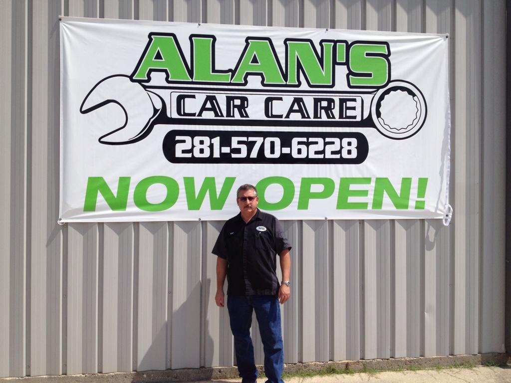Alan's Car Care image 1