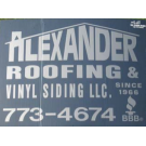 Alexander Roofing & Siding LLC - Chillicothe, OH - Roofing Contractors