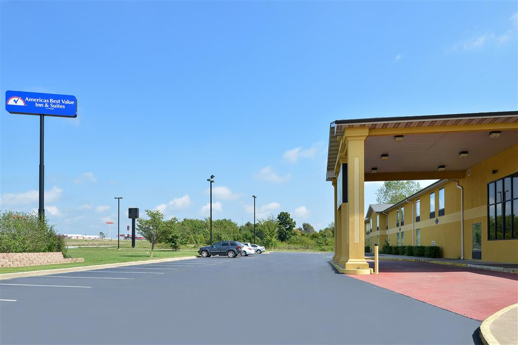 Americas Best Value Inn & Suites Mount Vernon image 0