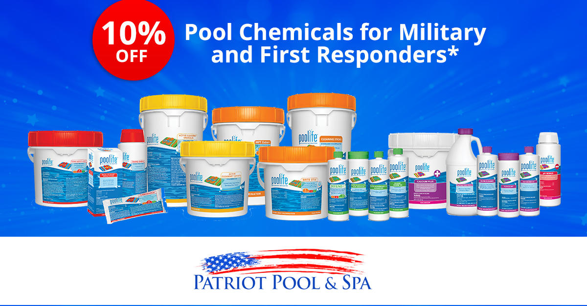 Patriot Pool & Spa image 10