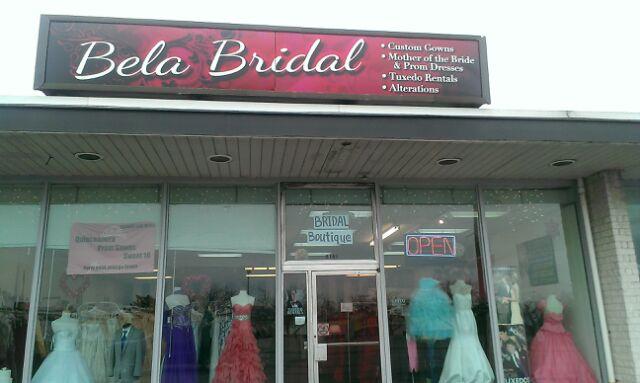 Bela Bridal in Whitehall, PA - 484-357-9069