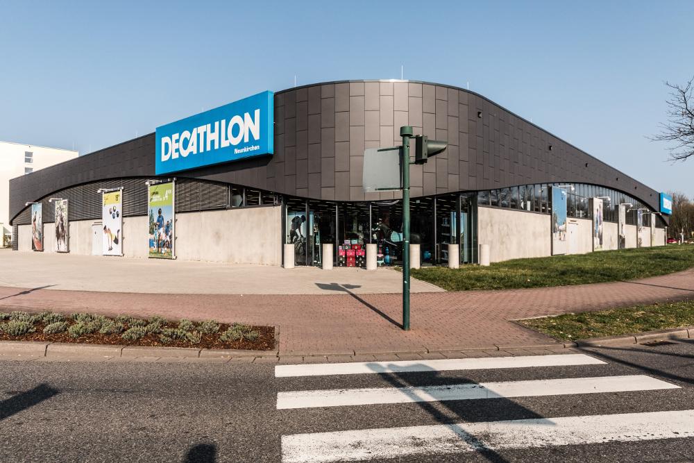 decathlon neunkirchen in neunkirchen branchenbuch deutschland. Black Bedroom Furniture Sets. Home Design Ideas