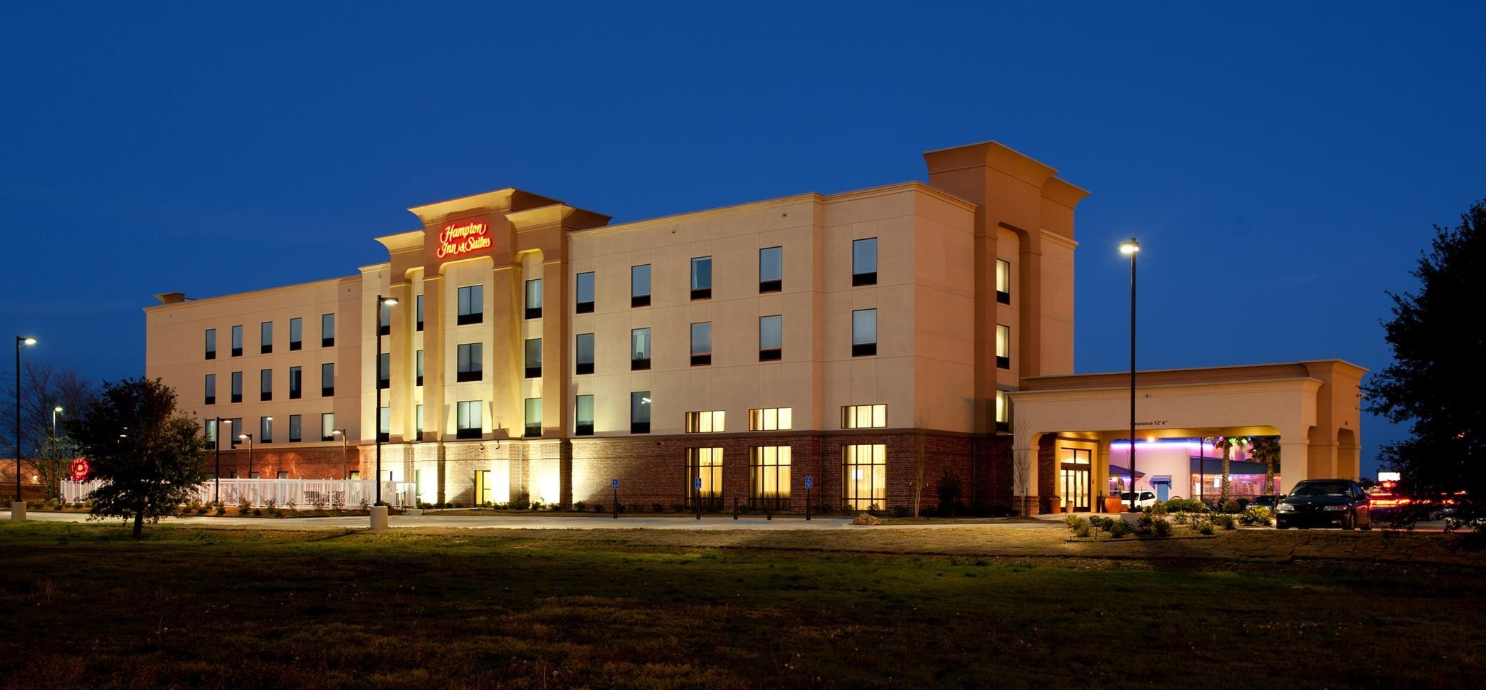 Hampton Inn & Suites Shreveport/Bossier City at Airline Drive image 0